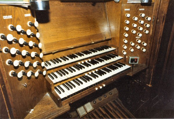 Organs music for Classic house organ bass